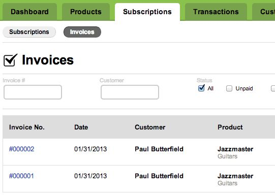 Recurring Invoicing is Here!