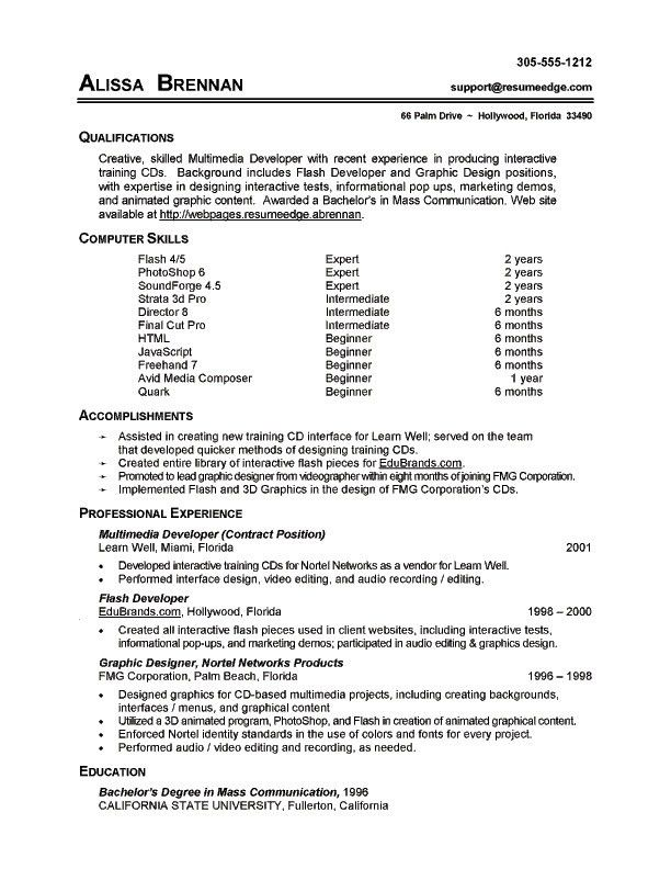 skill resume examples resume examples resume skills examples 2015 ...