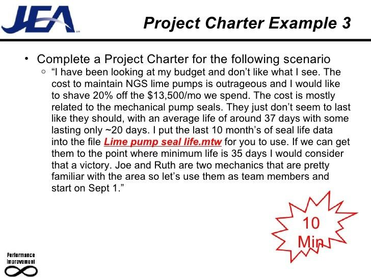 D07 Project Charter