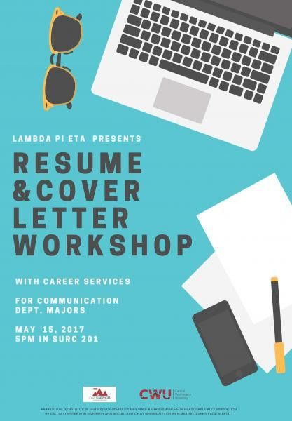 Communication | Resume and Cover Letter Workshop