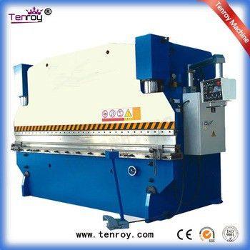 Tenroy Rotary Die Cutting Press,Wc67y-80t3200 Hydraulic Press ...
