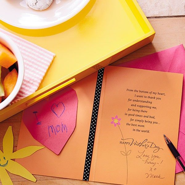 Mother's Day Messages: What to Write in a Mother's Day Card ...