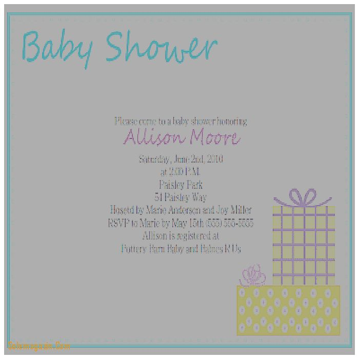 Baby Shower Invitation: Elegant How to Word A Baby Shower Invite ...