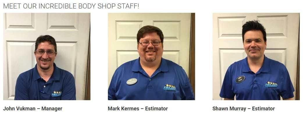 Subaru Body Shop & Collision Repair | Delaney Subaru | Indiana, PA