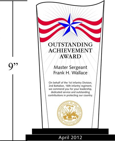 Outstanding Achievement Award Wording - Image Mag