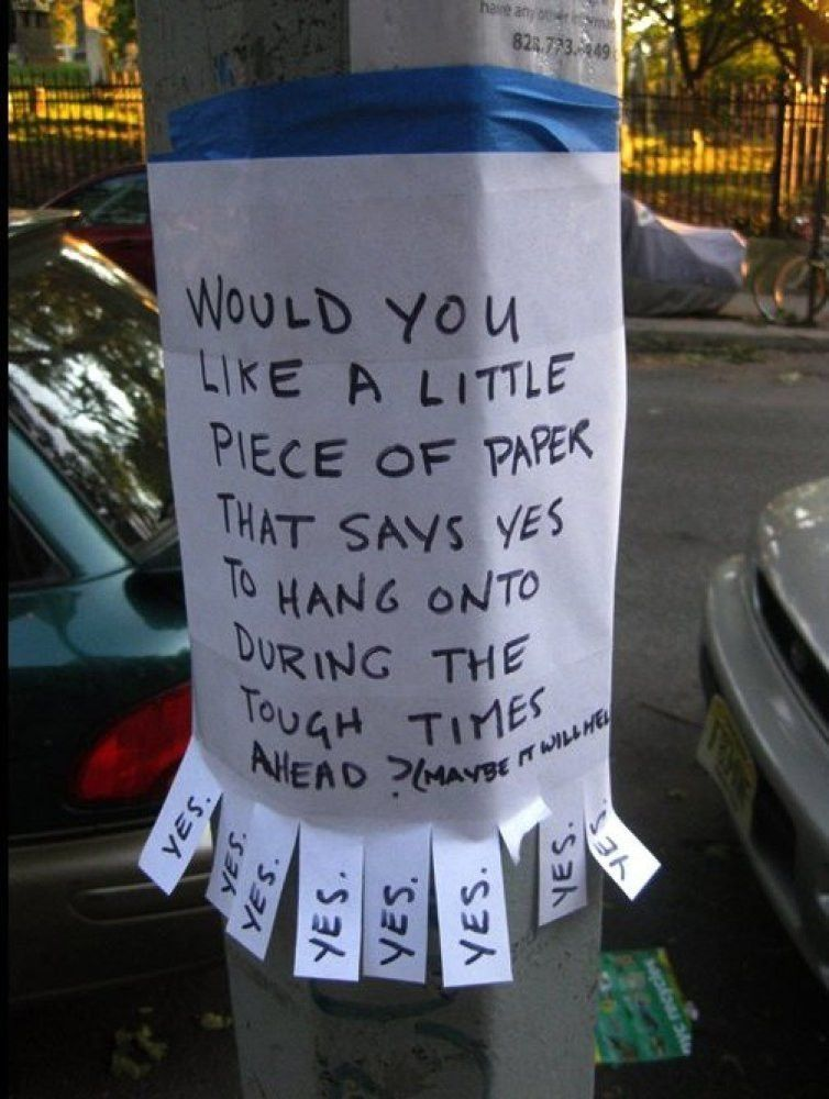 TAKE ONE: 30 Hilarious Tear-Off Tab Flyers | Funny pics and Funny ...