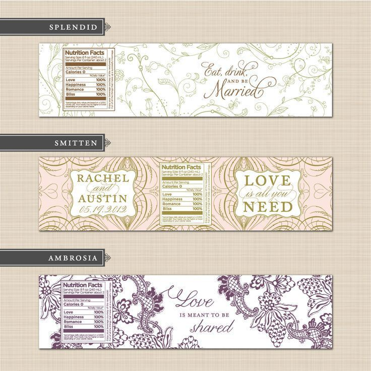 18 best charts images on Pinterest | Water bottle labels, Water ...