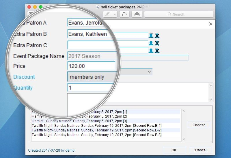 Sumac | Ticketing Software | Box Office Software