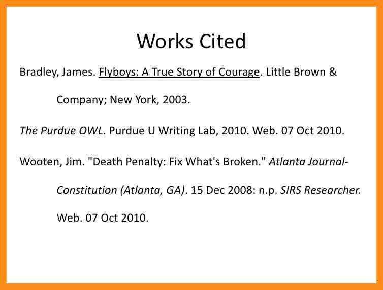 11+ mla 8 citation article | resume setups