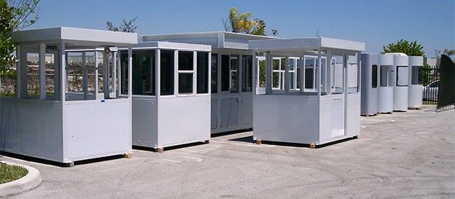 Portable Gatehouses: Inter State Security Corporation