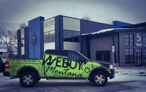 Vehicle Wraps - Pickup Truck, Cars, Bus, Van, & Design