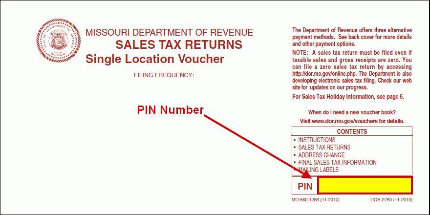 No Tax Due - Tutorial