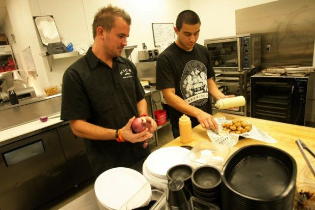 RIVERSIDE: New microbrewery lets customers do it themselves ...
