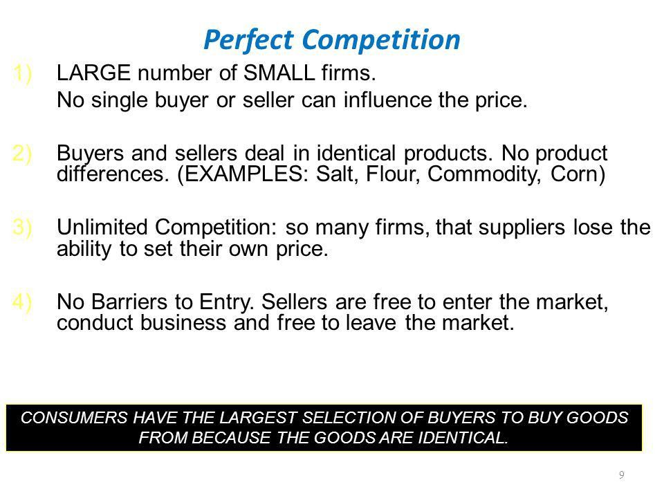 What Are Markets? 1. Pure (perfect) Competition - ppt download