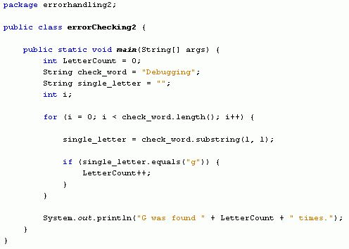 Java For Complete Beginners - logic errors