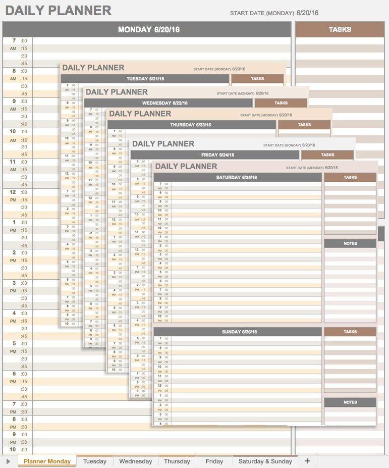 Free Microsoft Office Templates - Smartsheet