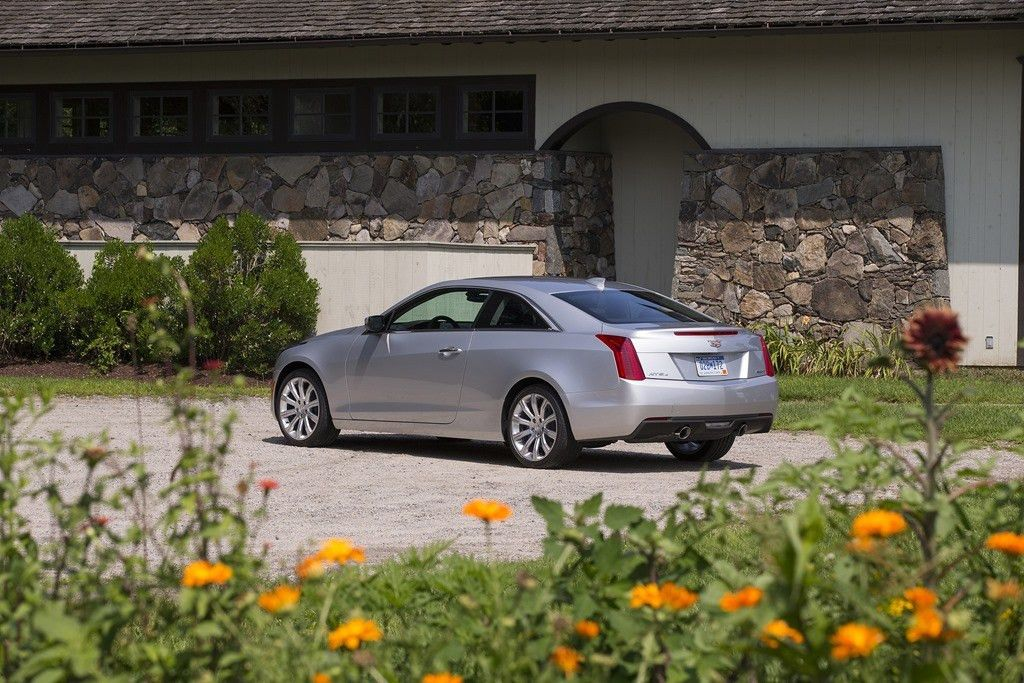 2015 Cadillac ATS Coupe 2.0T AWD Premium: Automotive Design ...