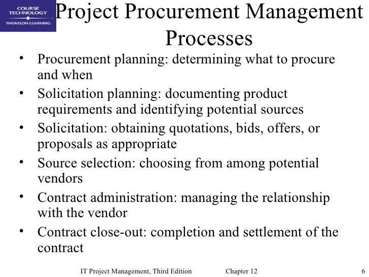 Project Management Proposal Template - Duevia.com
