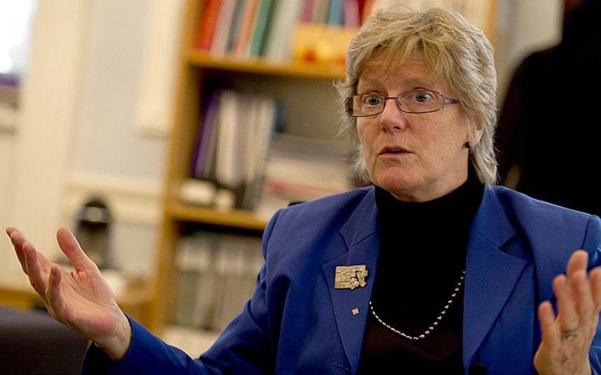 Dame Sally Davies: Think about cancer before you have a glass of ...