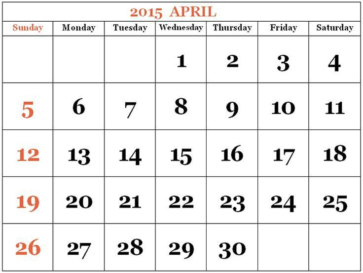 15 best May 2015 Calendar images on Pinterest | 2015 calendar with ...