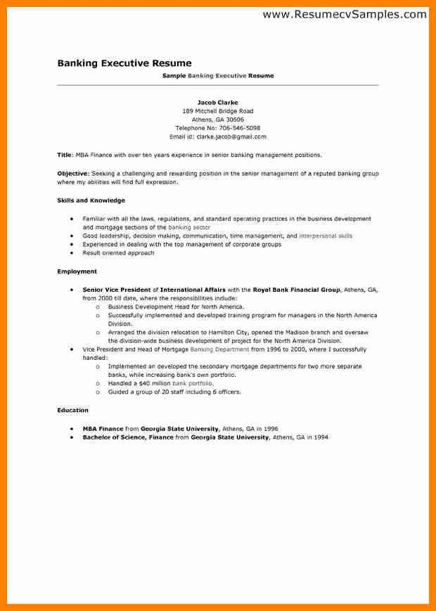 resume samples for bank jobs banking resume example example