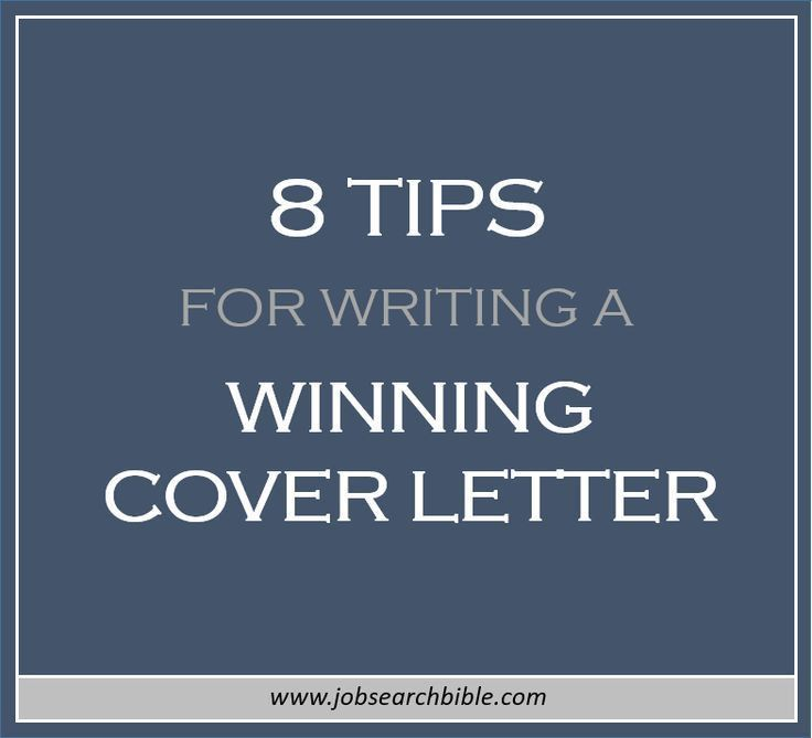 562 best Cover Letter Tips images on Pinterest | Resume tips ...