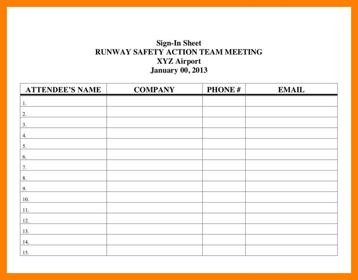 5+ sign in sheet doc | check stub templates