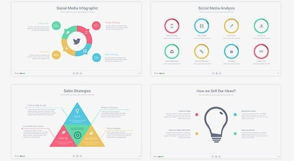 powerpoint slide templates] powerpoint slide template 9 free, Presentation templates