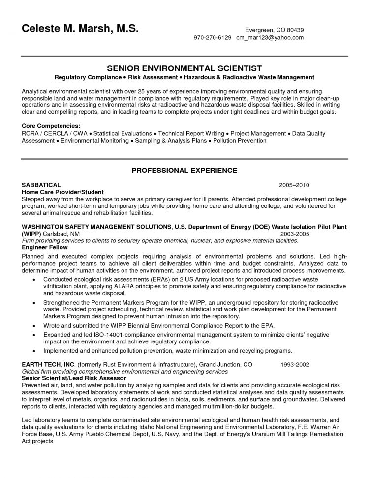 Sustainability Coordinator Cover Letter