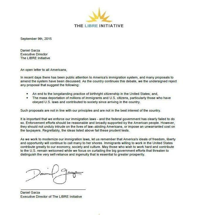 Conservative Latino Group Pens Letter Opposing GOP Immigration ...