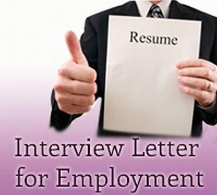 Endorsement Letter for Employment