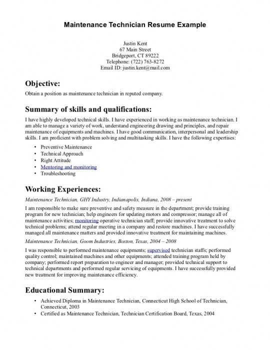 electrician resume template 5free word excel pdf documents. resume ...