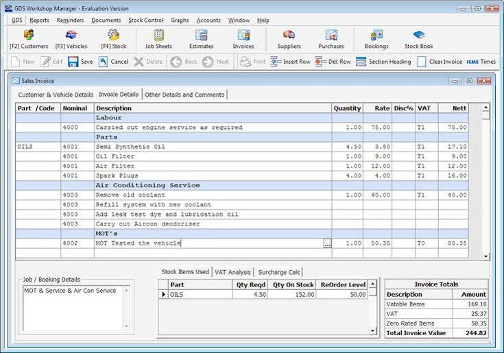 Download Vehicle Sales Invoice | rabitah.net