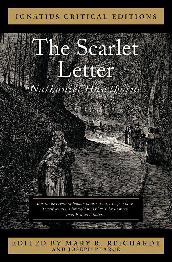 The Scarlet Letter Paperback - Nathaniel Hawthorne, Mary Reichardt ...