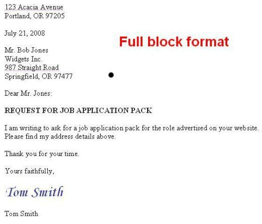 Patriotexpressus Marvellous How To Format A Us Business Letter ...