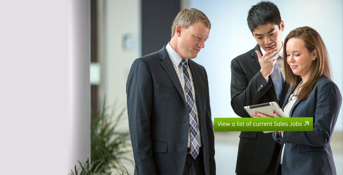 Medical Sales Jobs | GE Healthcare Careers