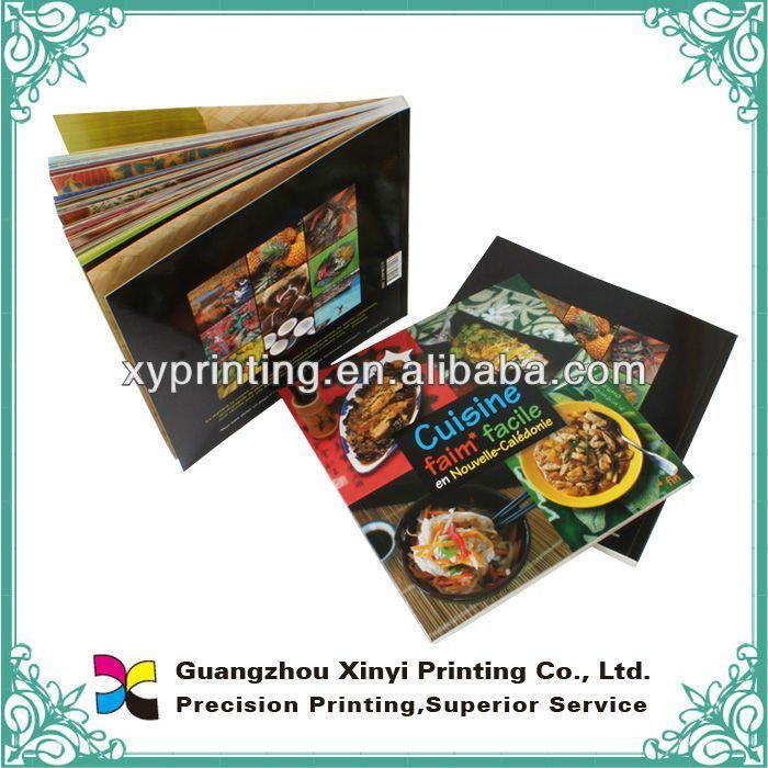 Custom Book Printing/printed Book/instruction Printing Booklet ...