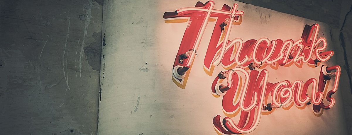How to write a thank you note | OUPblog
