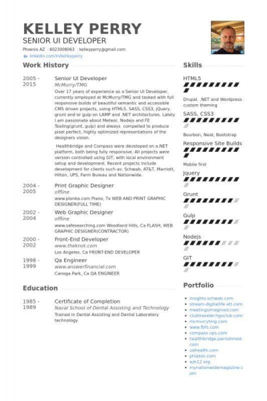 developer resume sample software developer free resume samples