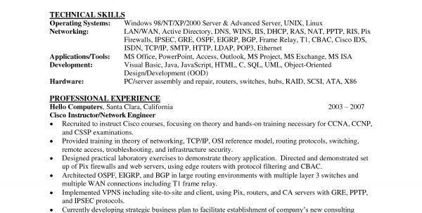 Network Security Engineer Resume Network Security Engineer Resume ...