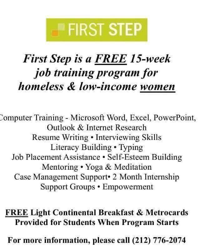 Job Training Programs | Brooklyn Community Board 14 | Brooklyn ...