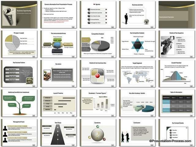Plan Ppt Template | Free Business Template