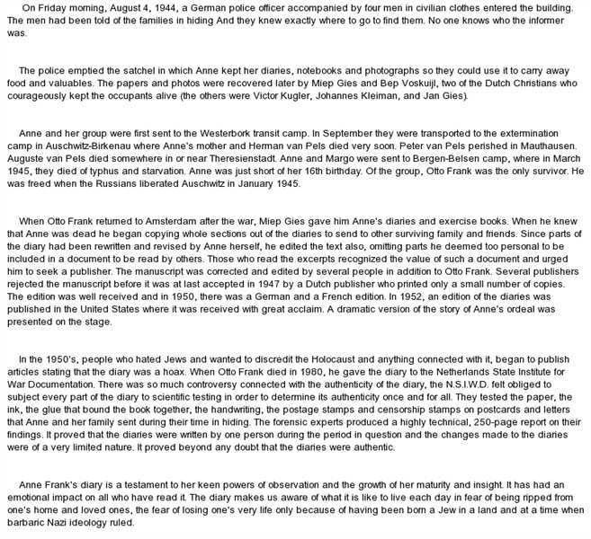 examples of high school essays thesis essaythesis essay high ...