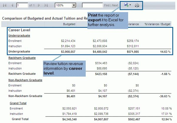 Excel Revenue Dashboard: Calculate Daily and Monthly Revenue ...