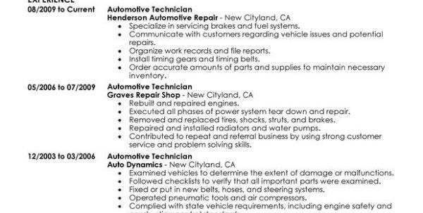 auto detailer job title. sample resume for painter resume cv cover ...