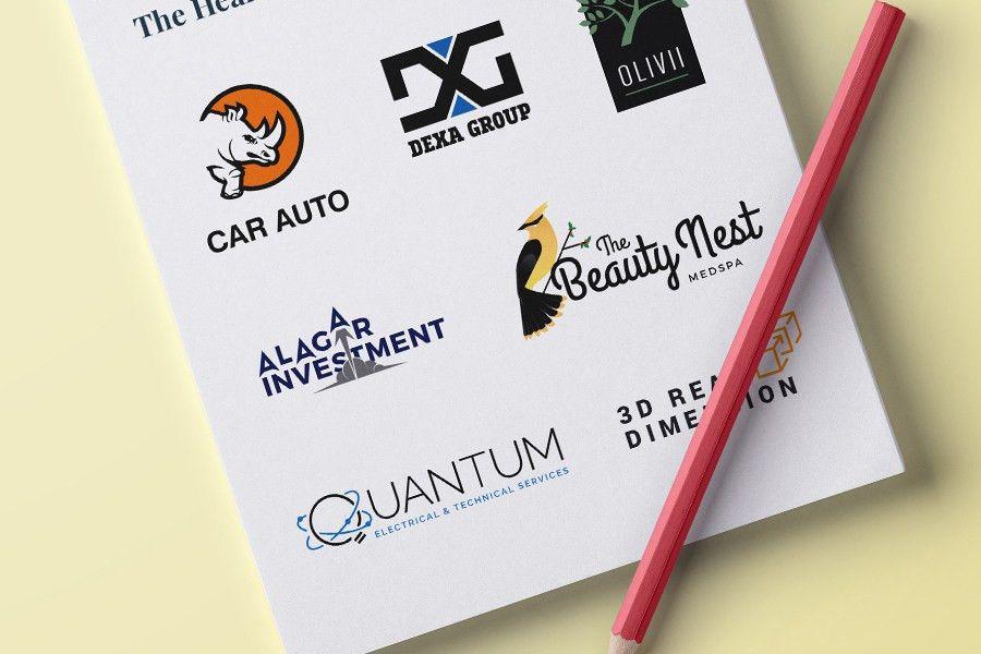 Free Logo Design Template - Free Design Resources