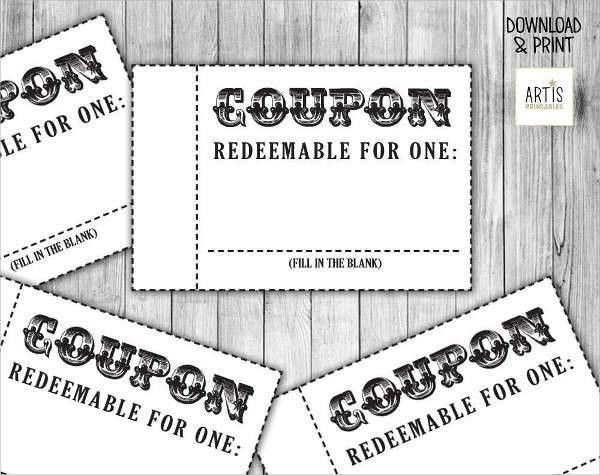 26+ Coupon Design Templates | Design Trends - Premium PSD, Vector ...