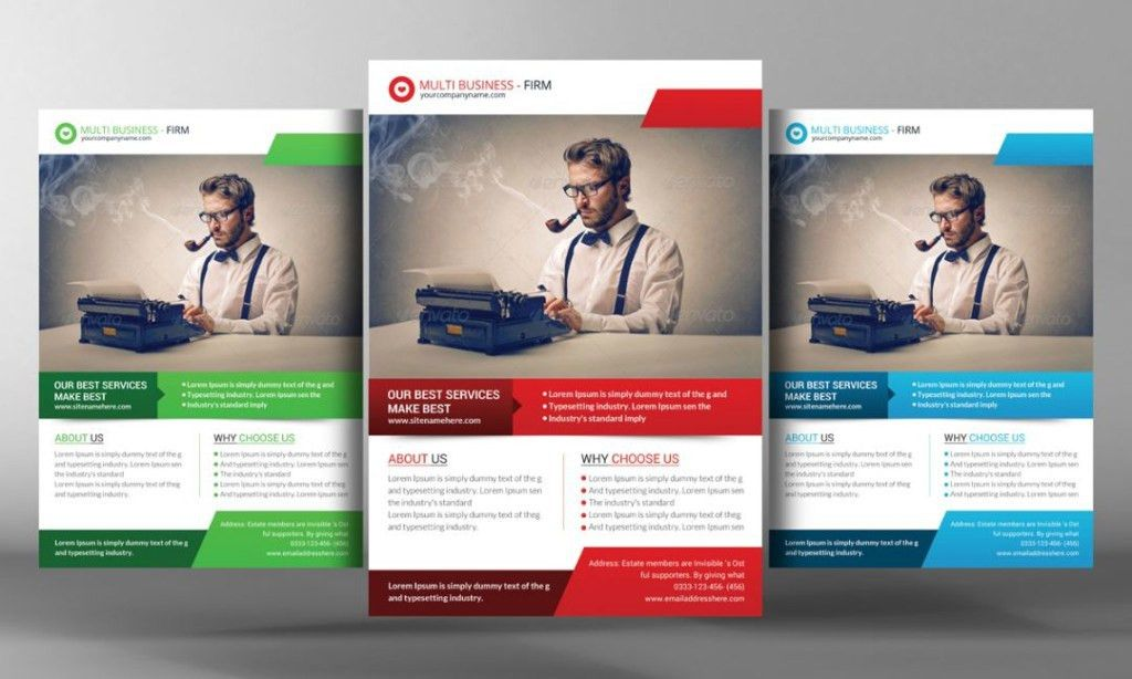 30+ Best Flyer Template PSD Business, Corporate, Birthday and Club ...