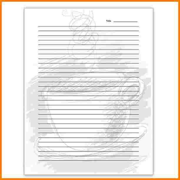3 journal templates | Receipt Templates
