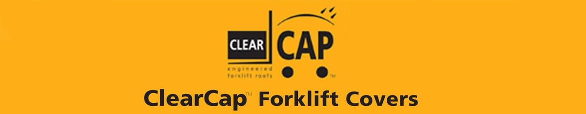 Forklift Cover by Clear Cap | ClearCap™